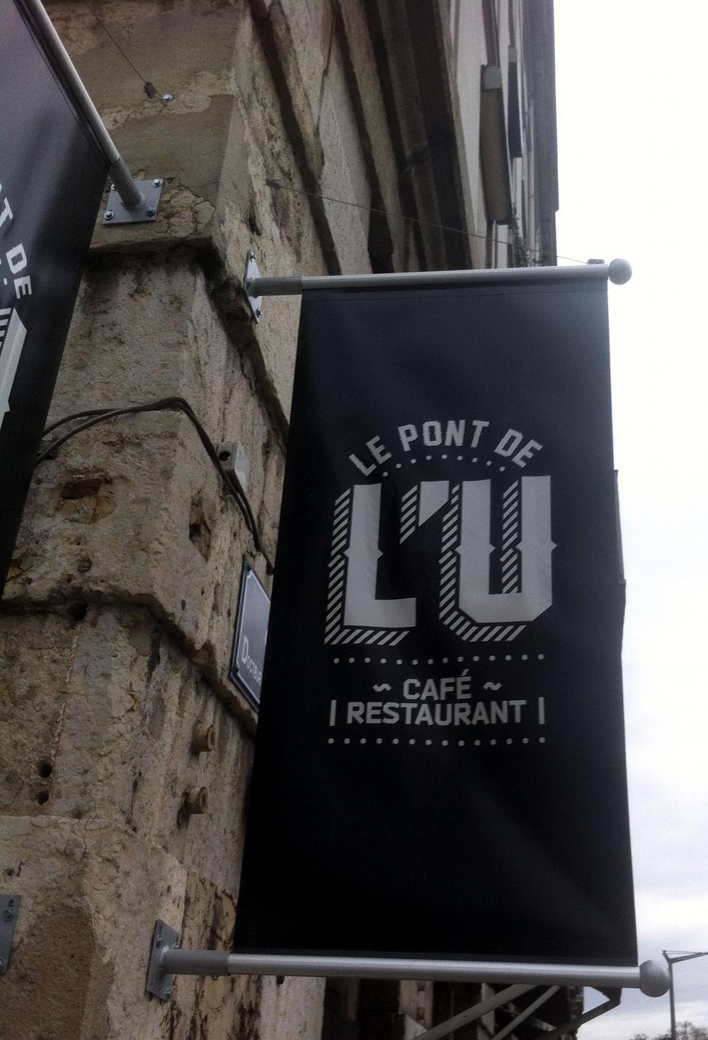 Un resto Lu à Lyon